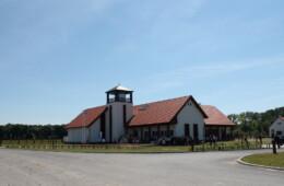 Cún-Szaporca, Ősdráva Látogatóközpont