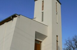 Belvárdgyula, Rk. templom