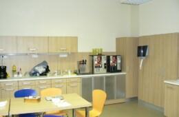 Pécs, BAT. Pécsi Dohánygyár dohányzó helyiségeinek átalakítása