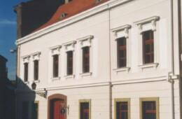Pécs, Jókai tér 11. – Homlokzatfelújítás
