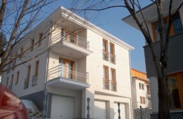 Pécs, Mikes Kelemen utca 20 lakásos lakópark