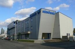 Pécs, Nyírfa utca MÉRNÖKHÁZ iroda és csarnoképület
